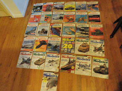 31 Issues FineScale Modeler Magazines 1990 1991 1992 1993 1994 2002   A67
