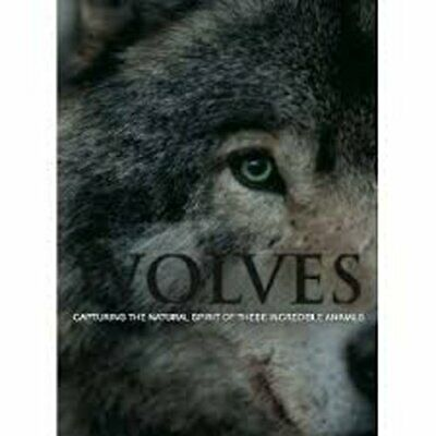 Spirit of Wolves Book The Cheap Fast Free Post