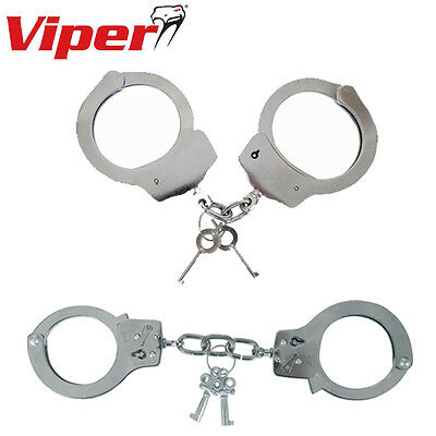 Viper Tactical Security Heavy Duty & Standard Handcuffs Police Stag Hen Party