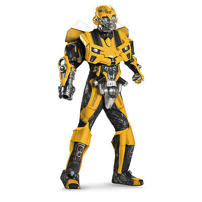 BUMBLEBEE Transformers Movie Theatrical Collectors Edition Adult 3D Costume