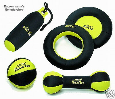 Neoprene Dog toy Water toy Aqua toys floatable easy to see