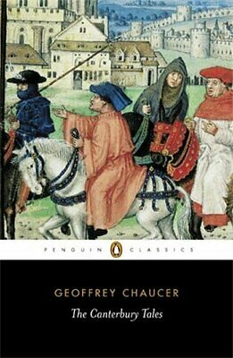 The Canterbury Tales (Penguin Classics), Chaucer, Geoffrey Paperback Book The