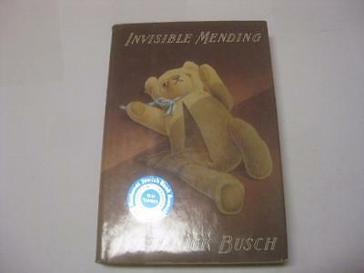 Invisible Mending by Frederick Busch          American Jewish Novel
