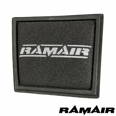 Ramair OEM Replacement Panel Foam Air Filter for Ford Fiesta 2008-2017