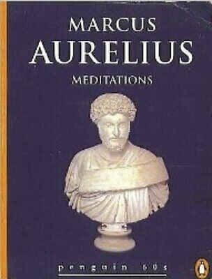 Meditations (Penguin 60s), Marcus Aurelius Paperback Book The Cheap Fast Free