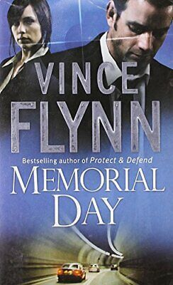 Memorial Day, Flynn, Vince Paperback Book The Cheap Fast Free Post