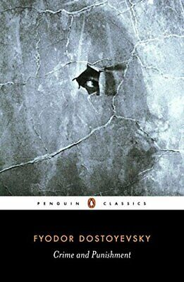 Crime and Punishment (Penguin Classics), Dostoyevsky, Fyodor Paperback Book The