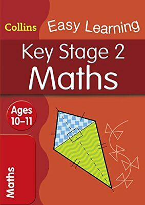Collins Easy Learning - Key Stage 2 Maths: ... by Collins Easy Learnin Paperback