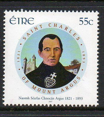 Ireland Mnh 2007 Sg1847 Canonisation Of Blessed Charles Of Mount Argus