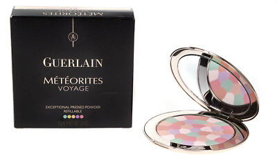 Guerlain Meteorites Voyage Exceptional Pressed Powder – Refillable - Mythic 01