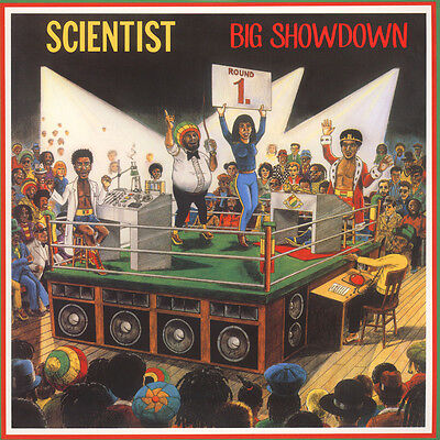 Scientist - Big Showdown (Vinyl LP - 1980 - EU - Reissue)