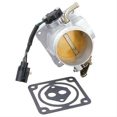 Summit 227205 Throttle Body 75mm Satin Mustang 86-93