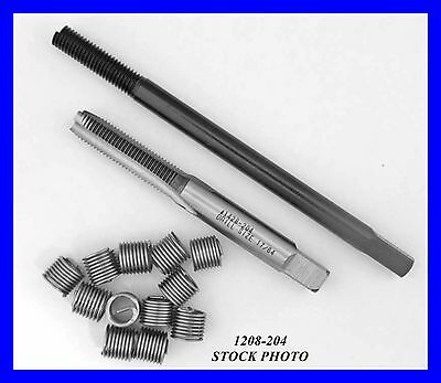 Perma Coil 1208-204 Thread Repair Kit 1/4-28 NF Free Ship USA Made Fits Heli