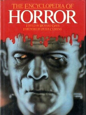 Encyclopaedia of Horror Book The Cheap Fast Free Post