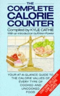 The Complete Calorie Counter Paperback Book The Cheap Fast Free Post