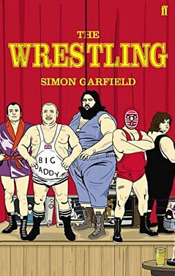 The Wrestling, Garfield, Simon Paperback Book The Cheap Fast Free Post