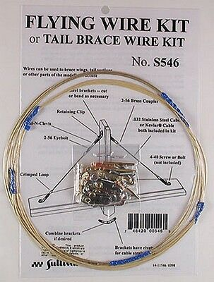 Sullivan Products S546 Flying Wires Bracing Kit