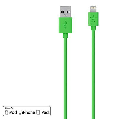 Belkin Genuine 1.2m iPhone 7 6 6s 7/ 6 Plus  Lightning to USB Charger Data Cable