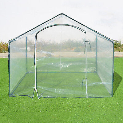 New Hot 5.9'x3.5'x5'H Green House Outdoor Plant Gardening Mini Greenhouse