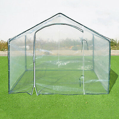 New Hot 5.9'x3.5'x5'H Mini Green House Outdoor Planting Gardening Greenhouse