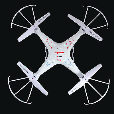 Syma X5C-1 Drone 6-Axis Gyro RC UAV RTF AR Racing Quadcopter UFO with 2.4Ghz