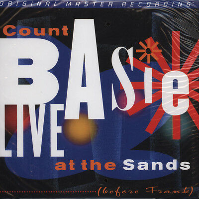 Count Basie - Live At The Sands (Before Frank) (Vinyl 2LP - 1966 - US - Reissue)
