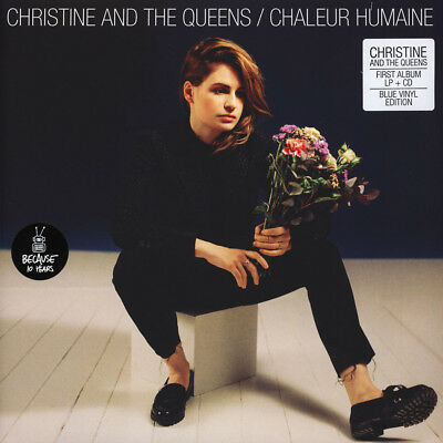 Christine And The Queens - Chaleur Humaine Blue  (LP+CD - 2014 - FR - Reissue)
