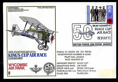 GB 50th Anniversary of the King´s Cup Air Race Wycombe Air Park 15.07.1972