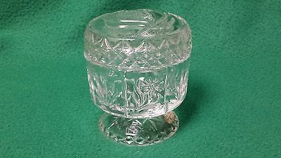 Avon Vintage Candy Dish with a Cover - Excellent Condition!