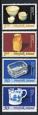 2005 Museums of Norfolk Island MUH Complete Set