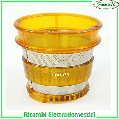 Filtro Cestello X Juice Art Plus E Muscle Ricambio Originale Rgv Per Juice Art