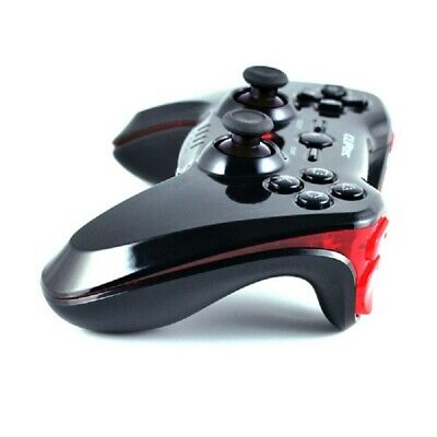 CLiPtec� RZG480 STORM-X Wireless USB Game Pad for PC Dual Vibration Controller