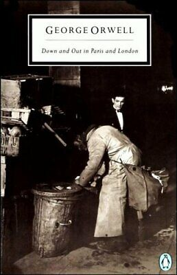 Down and Out in Paris and London (Twentieth Centu... by Orwell, George Paperback