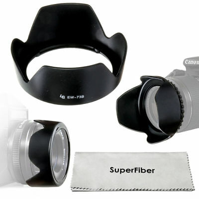 EW-73B Dedicated Lens Hood for Canon 18-135mm f/3.5-5.6 EF-S IS STM