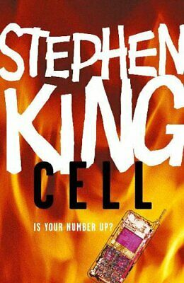 Cell, King, Stephen Hardback Book The Cheap Fast Free Post