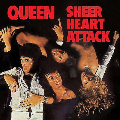 Queen - Sheer Heart Attack: Cd Album (2011 Digital Remaster)
