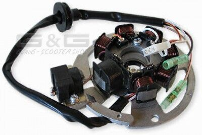 ALTERNATOR STATOR Benelli 491 K2 Naked Pepe Beta Ark Chrono Eikon Buffalo Rex