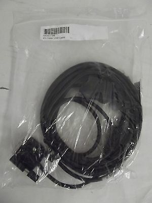 Motorola HKN6172B 4.5 Meter (15') USB Cable Rear Accessory Port Connection Cable