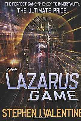 The Lazarus Game - Paperback NEW Stephen J. Vale 2015-02-10
