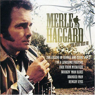 MERLE HAGGARD - THE VERY BEST OF 2CD ALBUM SET (2007) (Greatest Hits) NEW