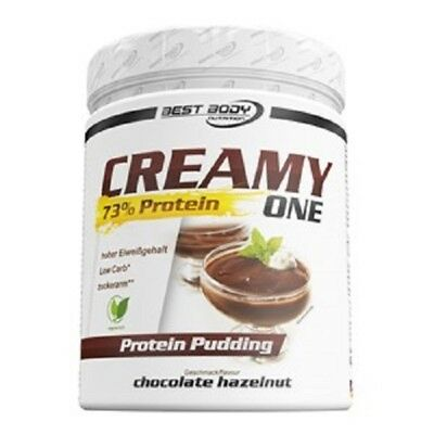 Best Body Nutrition Creamy One 39,97€/kg Protein Pudding 300g Dose Eiweiß