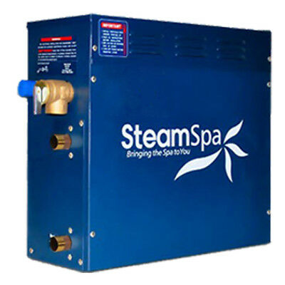 Steam Spa SteamSpa 4.5 KW QuickStart Steam Bath Generator