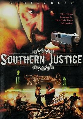 Southern Justice (DVD) Michael Childers, M.D. Selig NEW