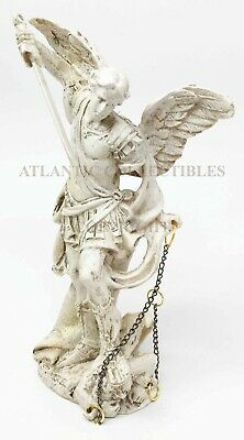 """Saint Michael Archangel of God Collectible Figurine 5""""h Collectible Statue"""