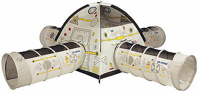 Pacific Play Tents Space Station Tent with 4' Tunnel