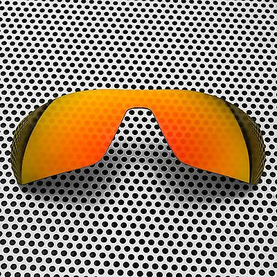 New Volt Polarized Red Replacement Lenses for Oakley Offshoot