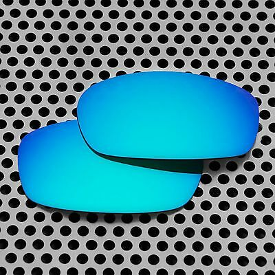 New Volt Polarized Blue Replacement Lenses for Oakley Square Wire 2.0