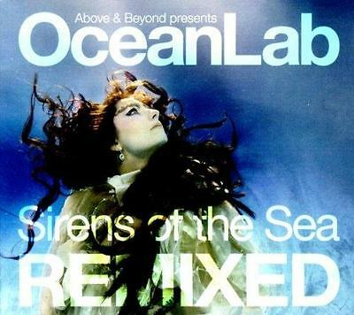 Oceanlab - Sirens Of The Sea Remixed (NEW 2CD)
