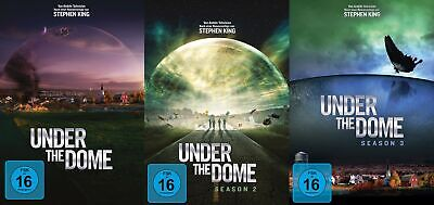 Under the Dome - Season/Staffel 1+2+3 # 12-DVD-SET-NEU