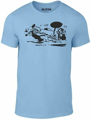Krazy Kat T-Shirt - Inspired by Pulp Fiction Funny t shirt Cat fashion joke